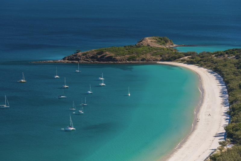 Great Keppel Island: Great Keppel Island Holiday
