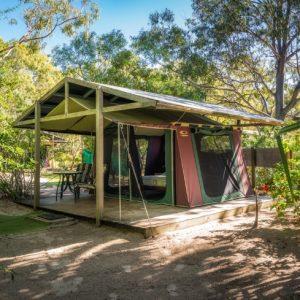 Keppel Tents