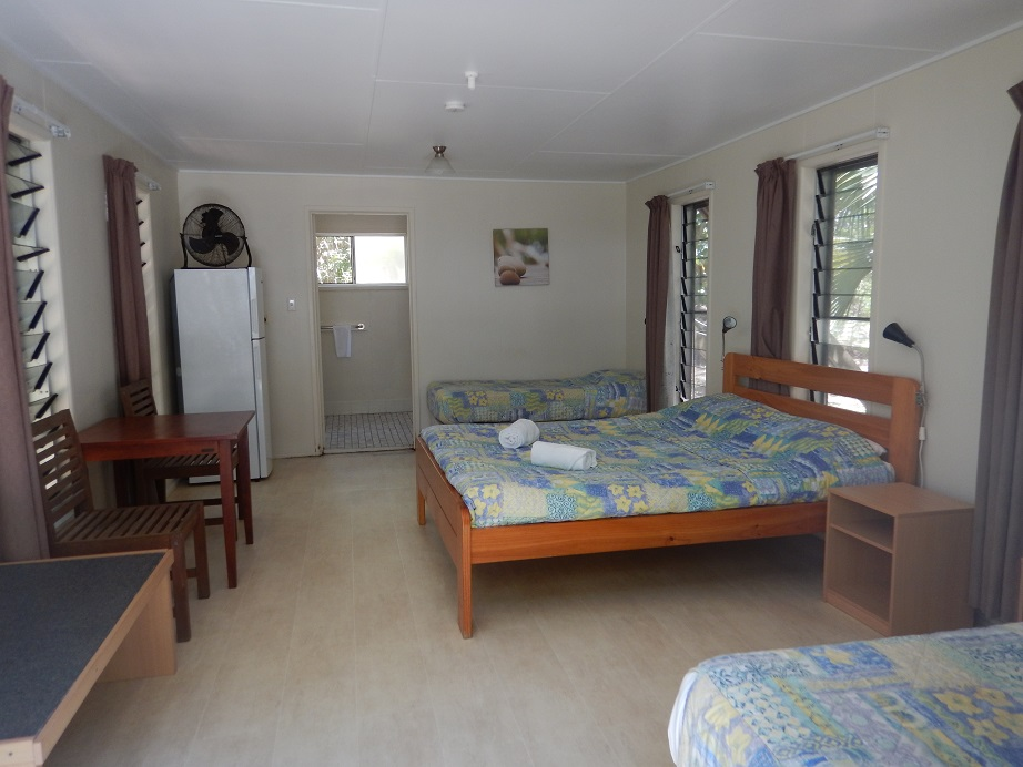 Cabins ⋆ Great Keppel Island Holiday Village
